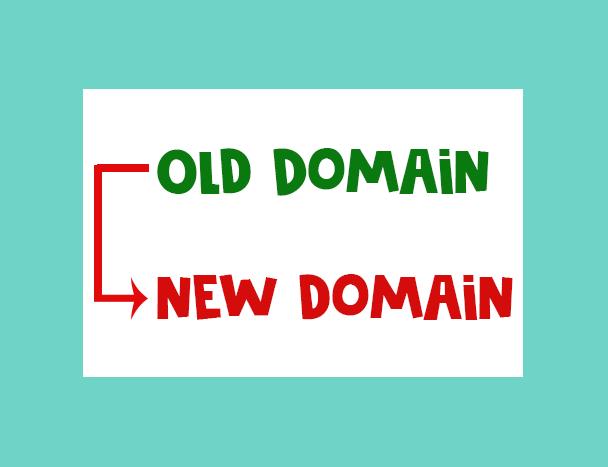 Способ изменить доменное имя сайта